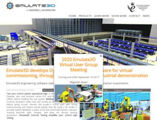 demo3d.com screenshot