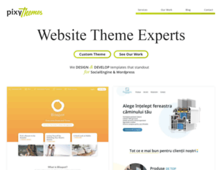 Access demoaffinitypixythemes pixythemes socialenginephp page load speed analysis pronofoot35fo Image collections