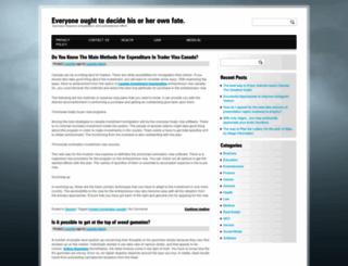 democraticpaper.com screenshot