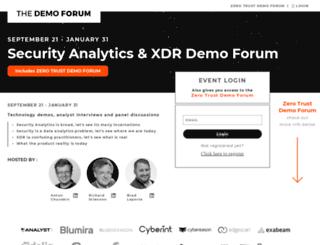 demosondemand.com screenshot