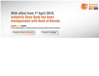 denabank.com screenshot