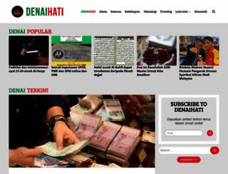 denaihati.com screenshot