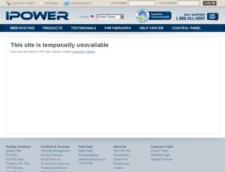 denalinewhaven.com screenshot