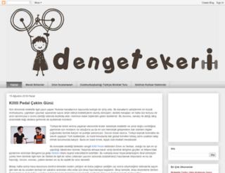 dengetekeri.org screenshot
