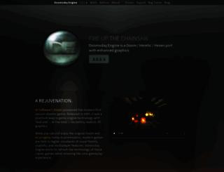 dengine.net screenshot