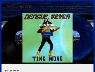 denguefevermusic.com screenshot