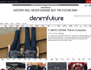 denimfuture.com screenshot