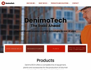 denimotech.com screenshot
