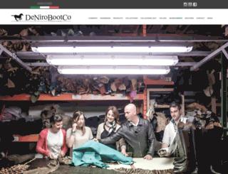 denirobootco.com screenshot