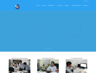 denning.com.my screenshot