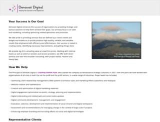 denovati.com screenshot