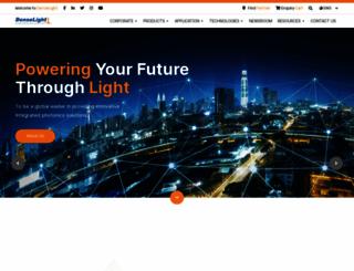 denselight.com screenshot