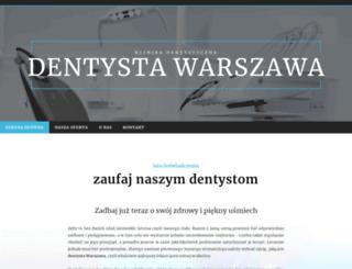 dentalexcellence.pl screenshot