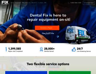 dentalfixrx.com screenshot
