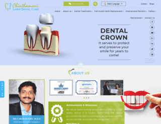 dentalimplantsindia.org screenshot