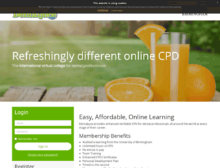 dentaljuce.com screenshot
