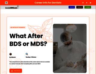 dentalorg.com screenshot