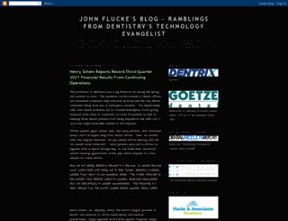 dentaltechnologyblog.blogspot.com screenshot