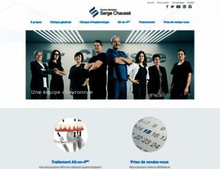 dentiste.com screenshot