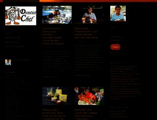 dentistvschef.wordpress.com screenshot