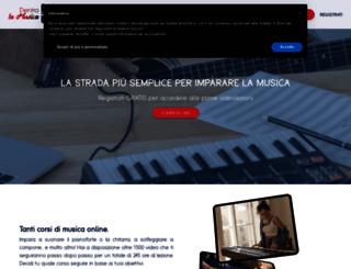dentrolamusica.com screenshot