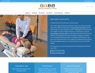 denverback.com screenshot