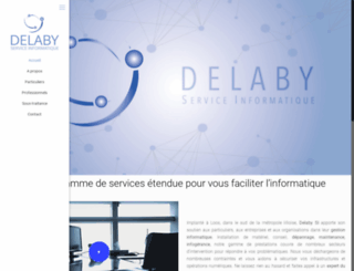 depannageinformatiquelille.fr screenshot