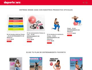 deporlovers.com screenshot