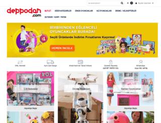 deppodan.com screenshot