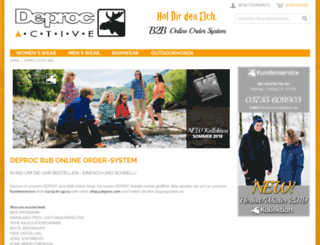 deproc.com screenshot