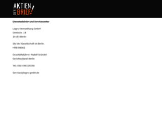 der-aktienbrief.de screenshot