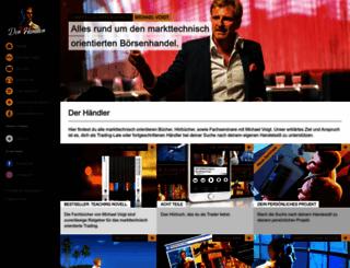 der-haendler.com screenshot