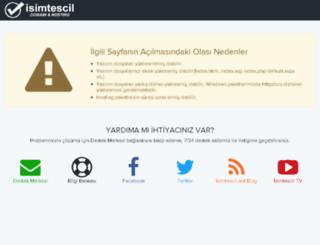 dereligumruk.com screenshot