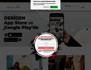 deriden.com screenshot