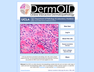 derm-oid.com screenshot