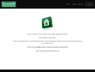 dermabare.greenlifedocs.com screenshot