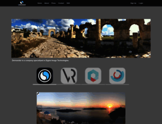dermandar.com screenshot