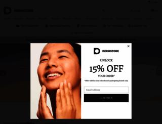 dermstore.com screenshot