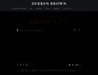 derrenbrown.tv screenshot