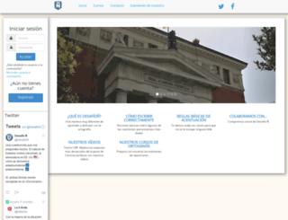 desafion.com screenshot