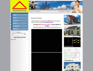 desainrumah.com screenshot