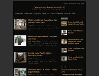 desainrumah36.com screenshot