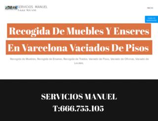 desalojosmanuel.webnode.es screenshot