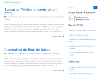 descarware.net screenshot
