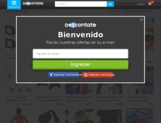 descontate.com screenshot