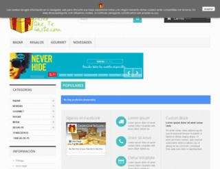 deseoqueteguste.com screenshot