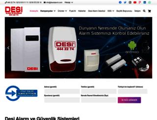 desialarmi.com screenshot