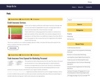 design-by-izo.com screenshot