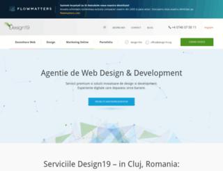 design19.ro screenshot