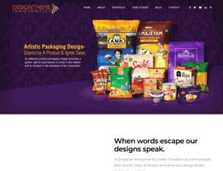 designatheme.net screenshot
